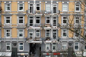 Hegestraße 46. Aufbahmedatum: 1. März 2005. Fotograf: Frank Walensky-Schweppe.