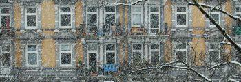 Es schneit …