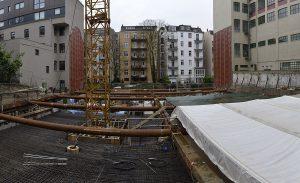 Panoramaaufnahme vom 18.3.2020