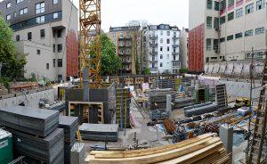 Hegestraße 46, 29. April 2020