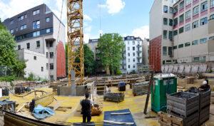 Hegestraße 46, 28. Mai 2020