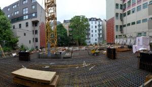 Hegestraße 46, 11. Juni 2020