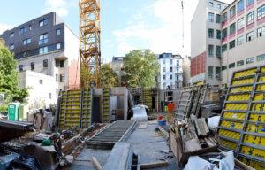 Hegestraße 46 am 28. August 2020